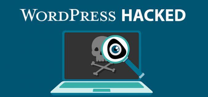 Website wordpress bị hack – Khắc phục và bảo mật