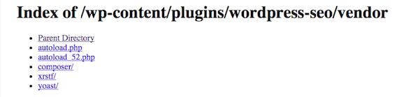 website wordpress bi hack - indexed