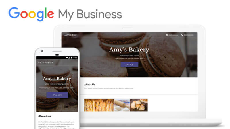 Google my Business - Một trong 5 nền tảng Website tốt nhất