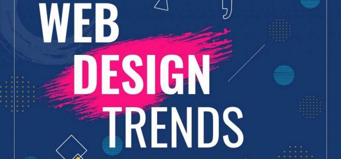 Top xu hướng thiết kế web nổi bật năm 2021-2022
